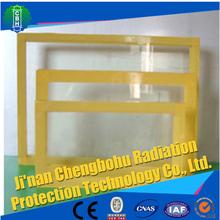 13 mm X-ray shielding lead glass