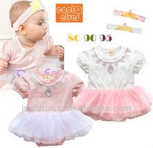 baby dress romper