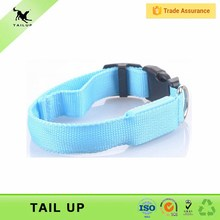 Luminous Collar LED Dog Glow Flashing 4 Sizes Pet Light Up Night Puppy Safety