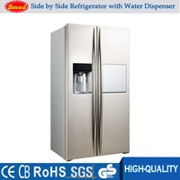 2015 wholesale oem refrigerator side by side refrigerator