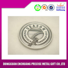 Designer hot sell pure gold coins bars