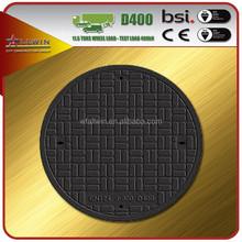 En124 D400 redondo eléctrico tapas de registro tamaños Made In China Alibaba