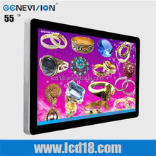 55inch wifi/stand alone 1280x720 lcd monitor(MG-550JE)