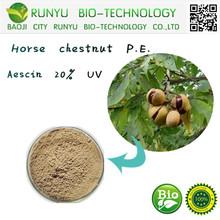 Herbal extract type aescin horse chestnut seed extract Escin