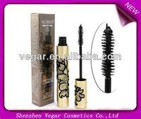 Tubes for black mascara cosmetics rotating mascara