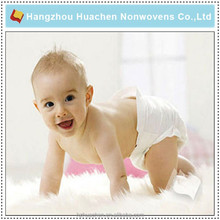 Good Evenness First Quality Diaper SSS Non Woven Fabric