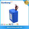 Certificated 18650 4400mah 12v li-ion battery pack for electric scooter