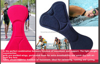 Thin Breathable Cycling Pads Triathlon Sport Pads For Cycling Wear