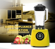 Promotion price rechargable commercial blender commercial blender home kitchen appliance