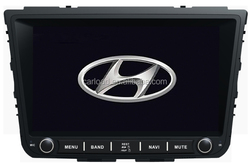 10.1in Touch Screen android 2 din hyundai ix25 car dvdwith GPS, iPOD, TV, RDS, Wifi, 3G, mirror functions
