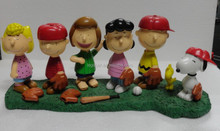 Custom Design Snoopy Family Figurines Statue, Snoopy Resin Crafts, Snoopy Peanut