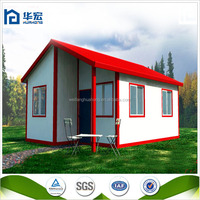 High construction efficiency easy assembly high quality prefabticated container house accommodation/hotel/classroom