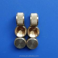 brass male threaded cap (factory direct sale)