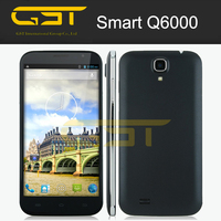 """Factory directly sale for Q6000 6.0"""" Capacitive IPS Touch 1280x720 Android 4.2 Quad Core MTK6589 1.3GHz Smartphone"""