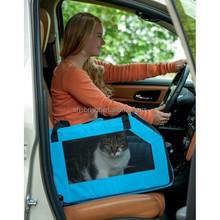2015 NEW!!! Pet Car Seat Booster Foldable Carrier Pet Products Sedex Audit !!!