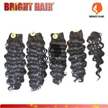 Show virgin hair darling afro kinky hair extensions