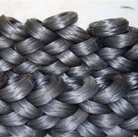soft black annealed iron wire/binding wire