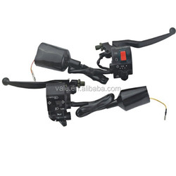 High quality gs125 drum brake cheap motorcycle parts handle switch