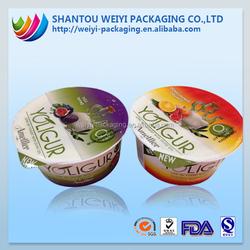 Aluminum foil top cover/ aluminum foil lids