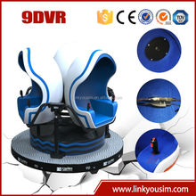 New technology and New investment Amusement Entertainment 9D cinema equipment