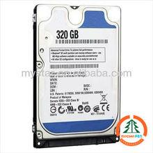 2.5 Inch Internal SATA2.0 HDD 320GB 5400rpm Hard Disk