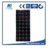 100W 18v Mono solar panel for Travel Tourism Cars