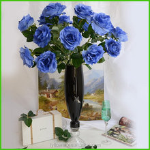 Special classical peach rose artificial flower