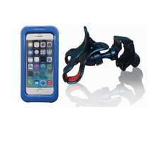 100% Waterproof Pouch Bag Dry Case Travelling Camping Hicking Phone Cover for iPhone 4/4S iPhone 5/5S, IPX8 Report,