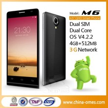 M6 Dual Mode 3G Built-In Antenna Best Chinese Brand Cell Phone