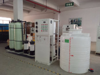KYSW-20TPD seawater desalination system split type for marine engineering