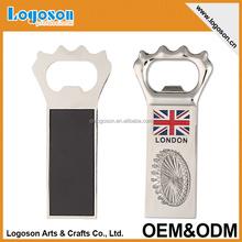 2015 souvenir London bottle opener fridge magnet