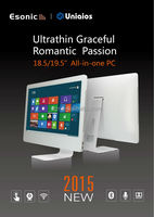 """18.5"""" all in one PC core i7 3770s , touch screen is ready"""