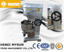 Alibaba Hot !! cake food machine planetary mixer ( manufacturer CE&ISO9001)