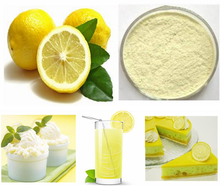 Free Sample Lemon Powder Instant Drink Fruit Powder