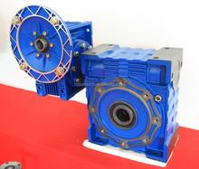 alluminum alloy worm speed reducer gearbox
