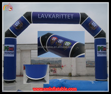 Factory directly sell cheap advertising inflatable arch , inflatable archway for sale