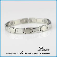 2014 new fashion energy sports new tashion ion titanium bracelets mens