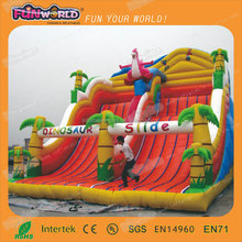 China Popular Sold Inflatable Slide