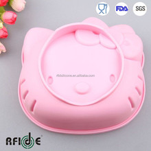 2015 New Cooking Tools Eco-friendly Cake Mold Baby Silicone Mold