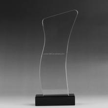 Placas cristal K9 clase premio placas trofeos
