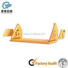 Spare parts loader bucket blades bolt on cutting edge 7T5961