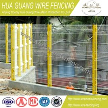 Hot sale 2x2 galvanized welded wire mesh for fence panel