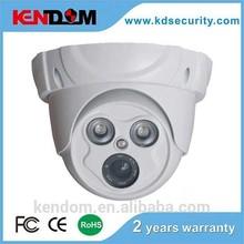 Wall-mounted dome ip camera 30m IR Range 2.0 Megapixel HD 3.6/6mm lens p2p ip camera dome ip camera