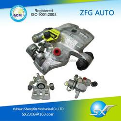 Replacement auto parts brake caliper rear MITSUBISHI GALANT IV Saloon E3 A OEM MB699673 MB699672 19B1508 MB587778