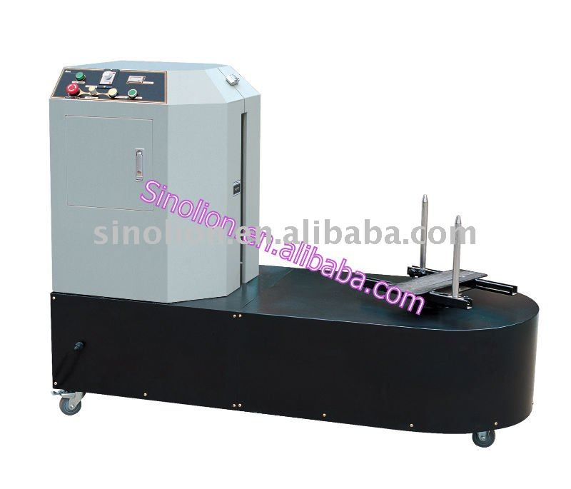 luggage wrapping machine manufacturers