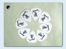 Electric Rust Proof Steel Core Guitar Strings and Custom Shape Guitar Picks