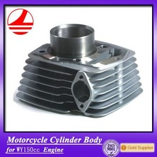 Factory WY150CC Motorcycle Engine Parts China 3 Wheeler Cylinder