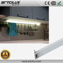 12v led cabinet light with two row LED beads led strip under cabinet lighting