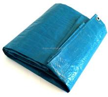 PE light duty corner reinforcing tarpaulin sheet,waterproof and uv tarp for tent