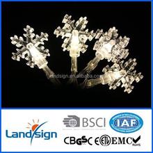 XLTD-120 Cixi Landsign 2015 new Christmas light decorative holiday living lights series outdoor christmas star lights